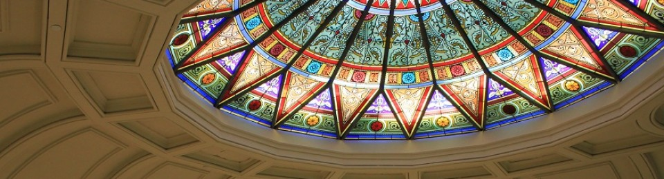 Linderman Library Rotunda